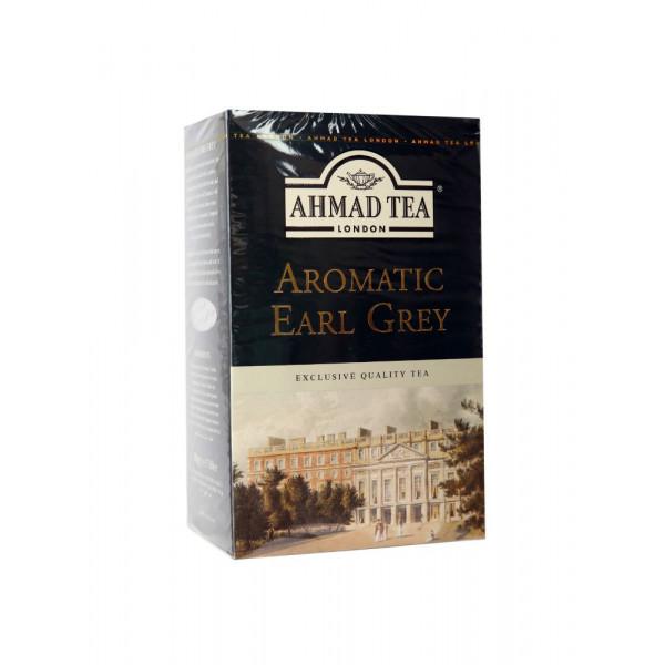 Ahmad çay earl grey 100 gr qutu
