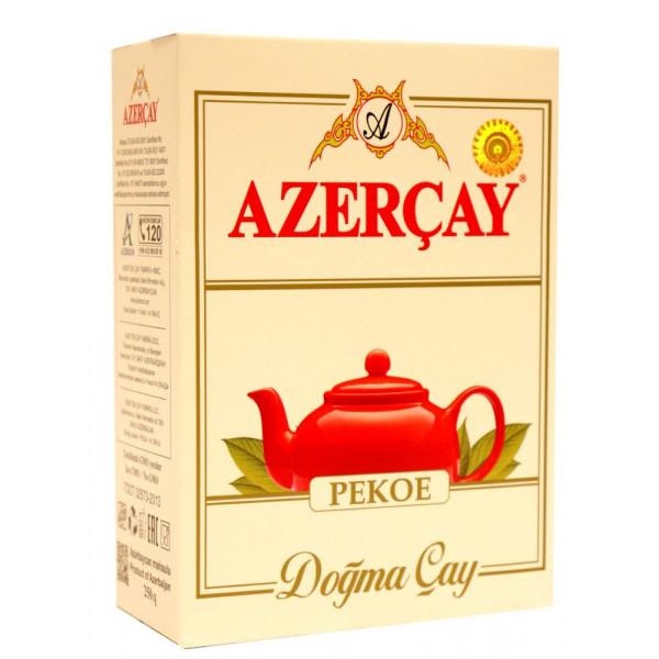 Azerçay pekoe qara çay 450 gr qutu