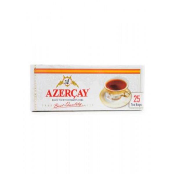 Azerçay berqamot 25 ədədli