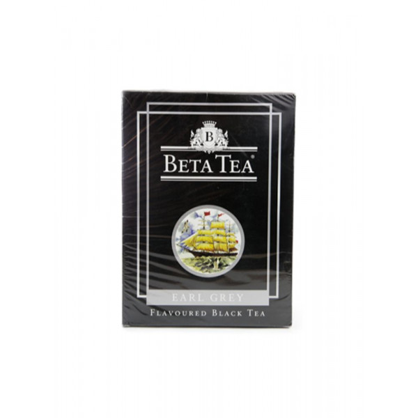 Beta earl grey 250 gr qutu